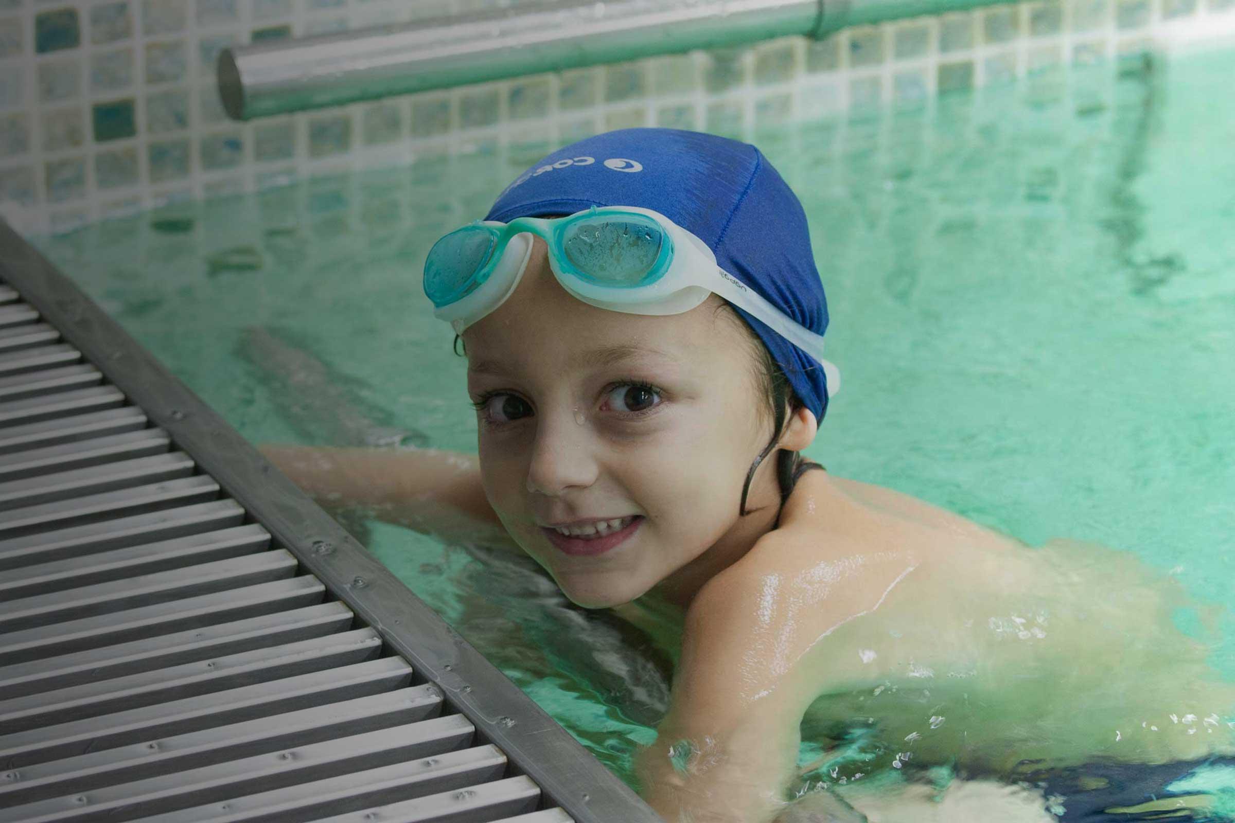 I corsi di nuoto Terme di Agliano